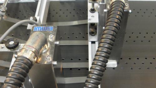 Xaar printers 35 on VB Vacuum Belt Conveyor
