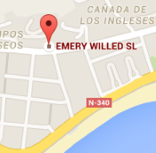 Emery Willed Map