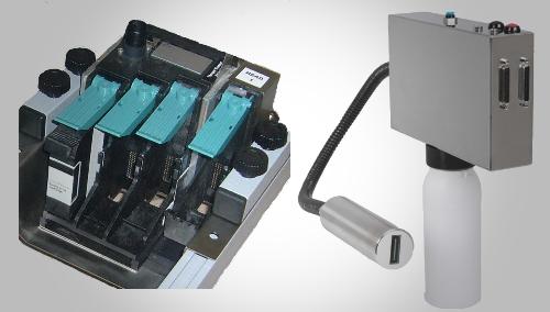 HP Xaar Industrial Inkjet printers systems