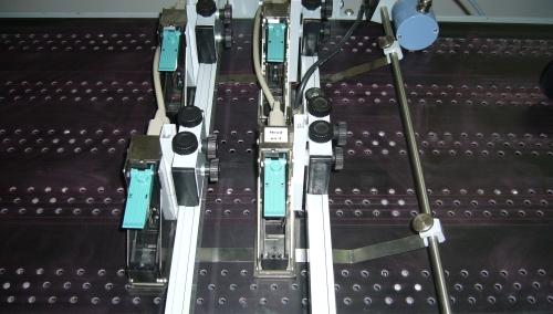 HP4 Installed on VB Vacuum Belt Conveyor