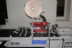 Inline Inkjet and Tape Application