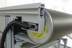 Belt Conveyor Motor Cylinder Drum